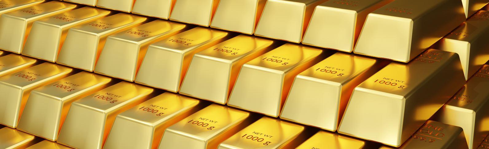 waarde van goud